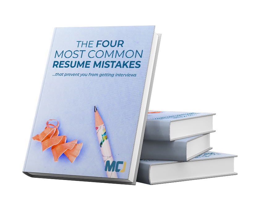 The Four Most Common Resume Mistakes in your marketing career path